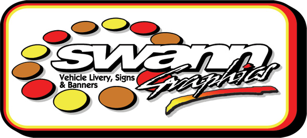 Swann Graphics Specialists in Vehicle Livery, Sign, Banner and Vinyl Graphics. Huddersfield, West Yorkshrie